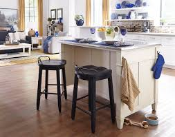 mission style kitchen island stunningn bar stools trisha yearwood kitchen cowboy stool