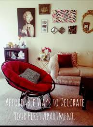 First Apartment by Decorating Your First Apartment Remarkable Lovely Interior Home