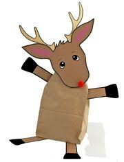 Kids Reindeer Crafts - rudolph the red nose reindeer craft r is for pinterest