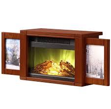 desktop fireplace binhminh decoration