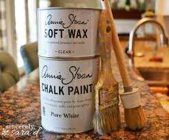 Fabric Paint For Upholstery Tutorial For Using Chalk Paint On Fabric Sincerely Sara D