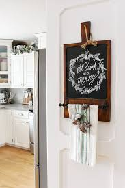Kitchen Decorative Ideas Christmas Kitchen Decorating Ideas Clean And Scentsible