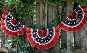 4th of july decorations 4th of july decorations using paper bags for pennies