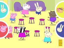 peppa pig party time app u0026 peppa pig my birthday party dvd