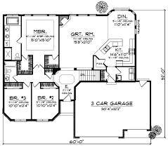 2 bedroom ranch floor plans 2 bedroom house with garage best modern ranch house floor plans
