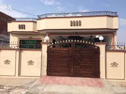 New Single Floor House Plans Single Story House Design Pakistan Home Deco Plans