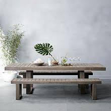 Western Style Patio Furniture Fsc Certified Outdoor Furniture West Elm