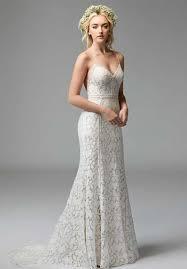 two color wedding dress sheath wedding dresses