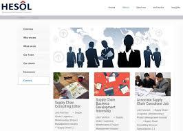 hesol consulting logistics u0026 supply chain linkedin