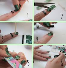 diy nail art decals using a printer youtube nail art using