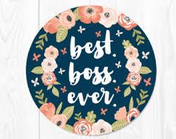 gift for boss etsy