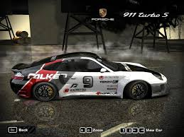 porsche vinyl porsche 911 turbo s racing vinyl by scouldren2900 need for speed