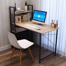Cheap Wood Desk by Desk Awesome Desktop Computer Table 2017 Design Computer Desk