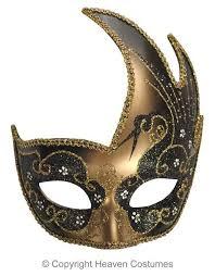 venetian masquerade costumes swan venetian masquerade mask black and gold masks