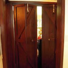 Wooden Bifold Doors Interior Custom Bifold Doors Ialexander Me