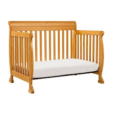 Tammy Convertible Crib Davinci Kalani 4 In 1 Convertible Baby Crib In Honey Oak M5501o