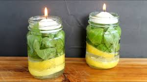 mosquito repellent candle make your own youtube