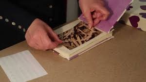 Photo Album Corners Photo Corners How To Purple Hearts Album Youtube