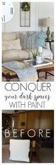 Painting Panneling The Tale Of An Ugly Living Room Diy Beautify