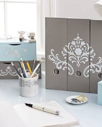 Martha Stewart Desk Accessories Flourish Desk Accessories Martha Stewart