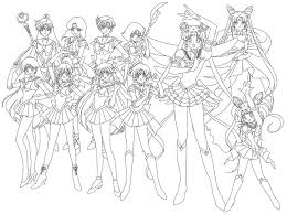 printable 41 sailor moon coloring pages 1805 sailor moon