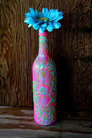 How To Paint Inside Glass Vases Musely
