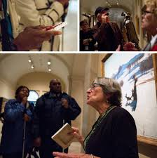 Museum For The Blind Museum Helps Blind Art Lovers U0027see U0027 Exhibits Through Sound And