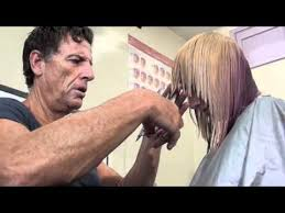 how to cut your own hair like suzanne somers how to cut hair shaggy and funky by rico altieri youtube