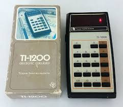 my first scientific calculator got if you left it on and i