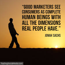 speak directly to your ideal clients in your marketing social