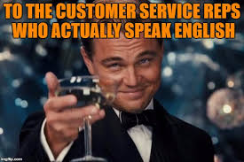 Speak English Meme - leonardo dicaprio cheers meme imgflip