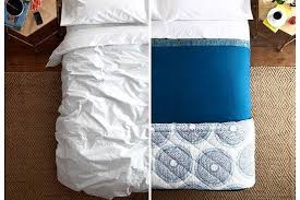 Best Non Feather Duvet Down With Comforters Why The Duvet Should Give Way To The Blanket