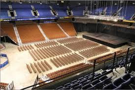 Mohegan Sun Arena Floor Plan Uncasville Mohegan Sun Arena Clay Pic City