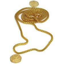 new collection gold necklace images Kanye west has released a new collection of gold jewelry the fader jpg