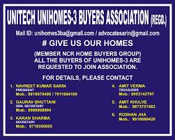 Attached Here With Re Unihomes 3 Buyers Group Re Home Buyers Of Unitech Unihomes