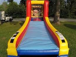 Backyard Bounce Inflatable Skeeball Backyard Bounce