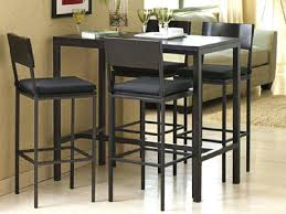 Tall Table And Chairs For Kitchen by High End Kitchen Table And Chairs Brown Wooden Tall Kitchen Table