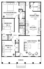 stunning three bedroom house plans ideas house interior design