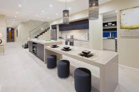 Kitchen Island With Attached Table Kitchen Island Attached Table Kitchen Tables Design