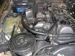 mercedes engine recommendations identifying a late 1984 or 1985 617 turbo diesel engine with trap