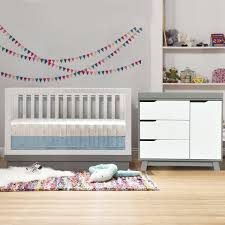 2 Piece Nursery Furniture Sets by Babyletto 2 Piece Nursery Set Acrylic Harlow 3 In 1 Convertible