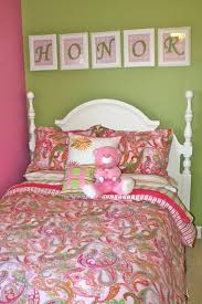 useful pink and green paisley bedding brilliant interior home