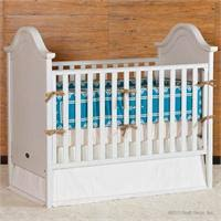 Bratt Decor Crib Venetian Crib Pewter From Bratt Decor