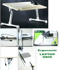 Ergonomic Laptop Desk Portable Workstation Sofia And Sam Desk Ergonomic Laptop Desk Ergonomic Desk