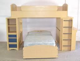 Bunk Bed Systems With Desk Palliser Furniture Bunk Bed System W Desk
