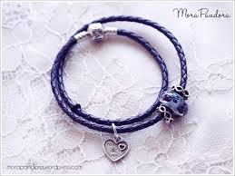 leather bracelet silver charms images Promotion alert leather bracelet promo for north america starts png