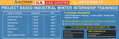 autocad 2d 3d and autodesk authorized cad cources in delhi ncr india