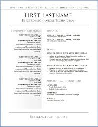 Template For Resume In Word Templates For A Resume The Power Of Good Design Blog Entry 13