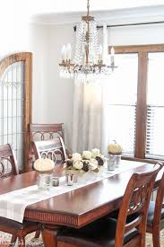 Dining Room Artwork Ideas My Dining Room Decorated For Fall