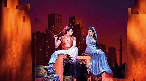 aladdin prince edward theatre visitlondon